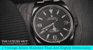 Sell Vintage Rolex Watches