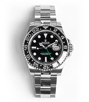 Pre owned Rolex watch in London