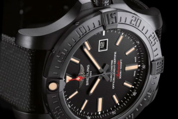 breitling watch dial
