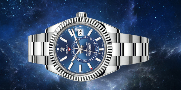 Sell my Rolex sky dweller london