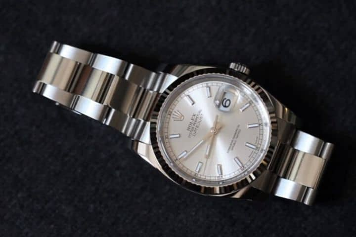 popular rolex datejust watch