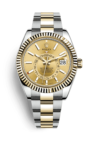Sell Rolex Sky-Dweller London