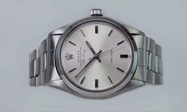 underrated rolex airking 5500