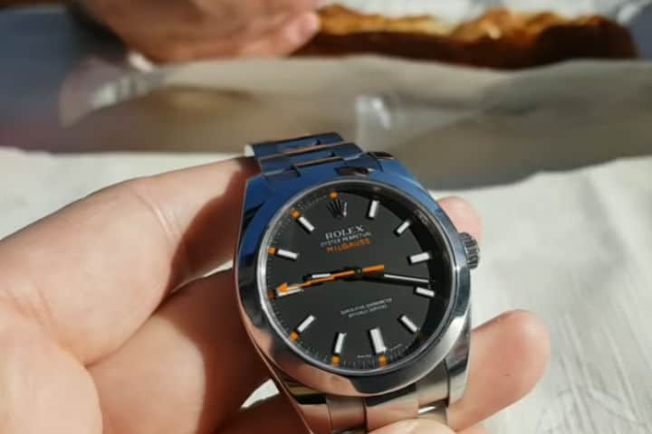 underrated rolex milgauss