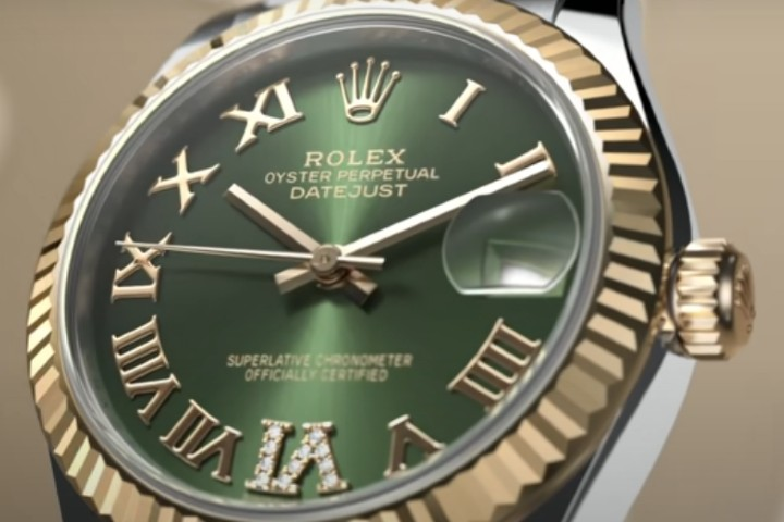 sell rolex datejust watch