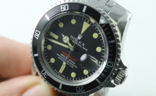 sell my Rolex submariner