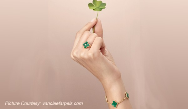 Van Cleef jewellery