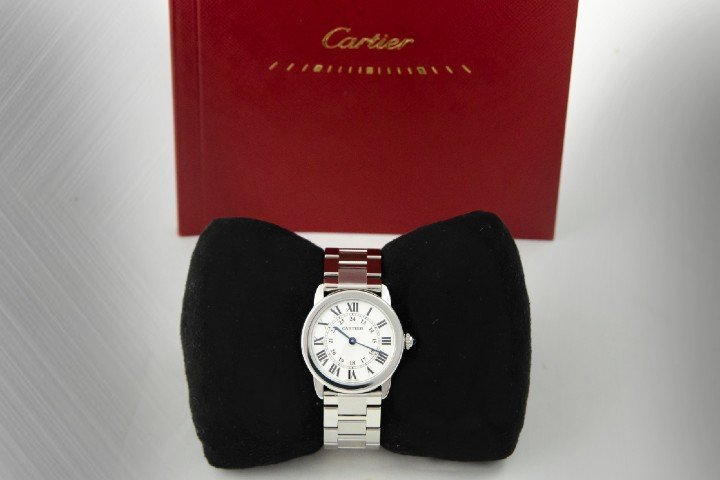 sell Cartier Ronde solo de