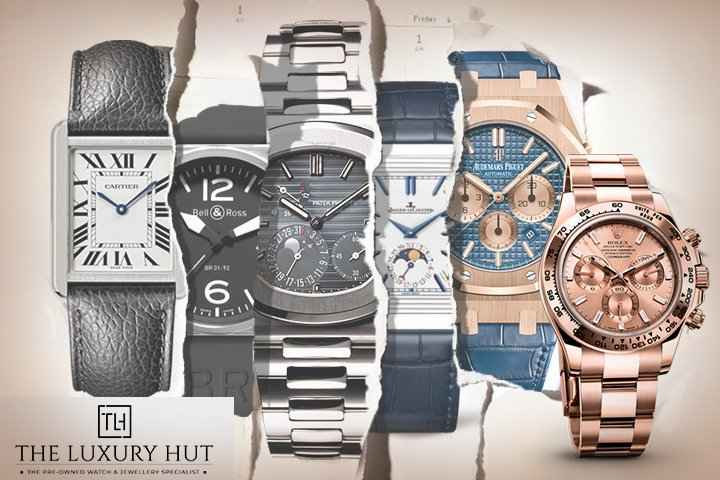 6 watches to sell the luxury hut