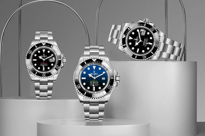 sell rolex dive watches