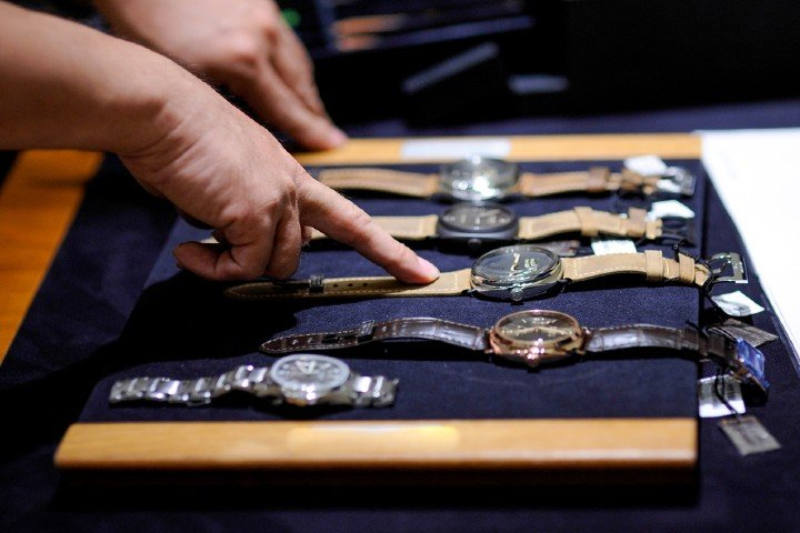 trade or sell your watch
