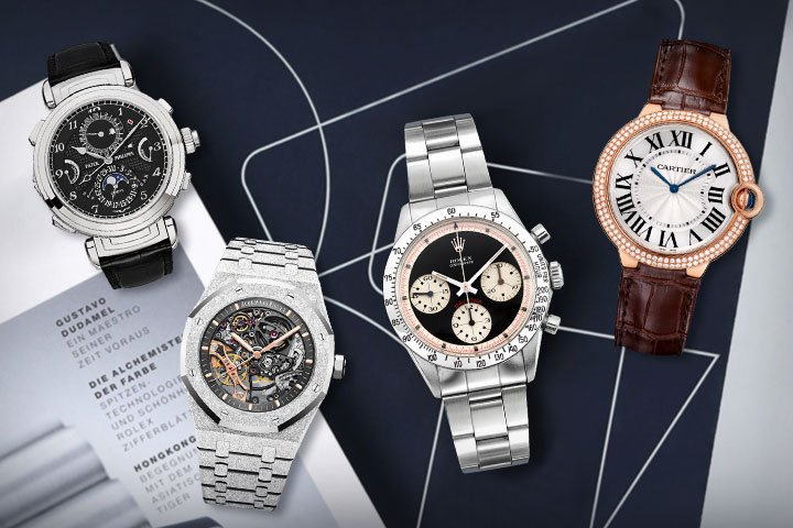 most expensive luxury watches