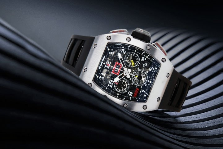 about richard mille watch